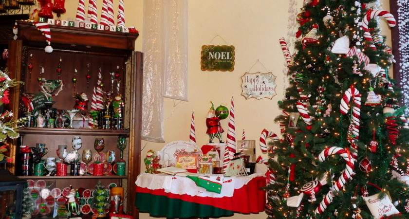 Christmas House Home Decoration Ideas Designs