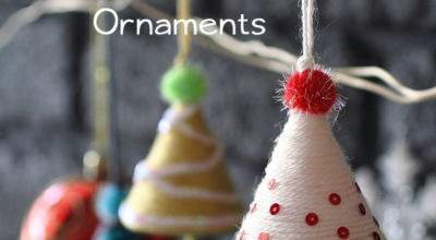 Christmas Tree Ornament Diy Tutorial Craft Passion