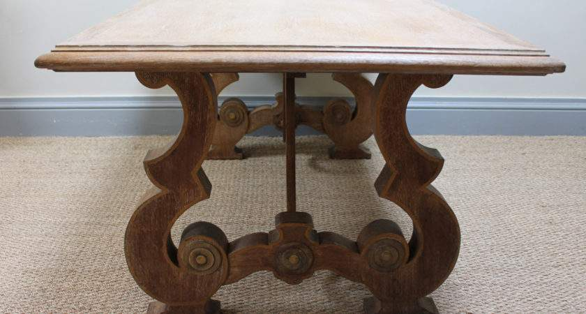 Circa French Limed Oak Dining Table Tables