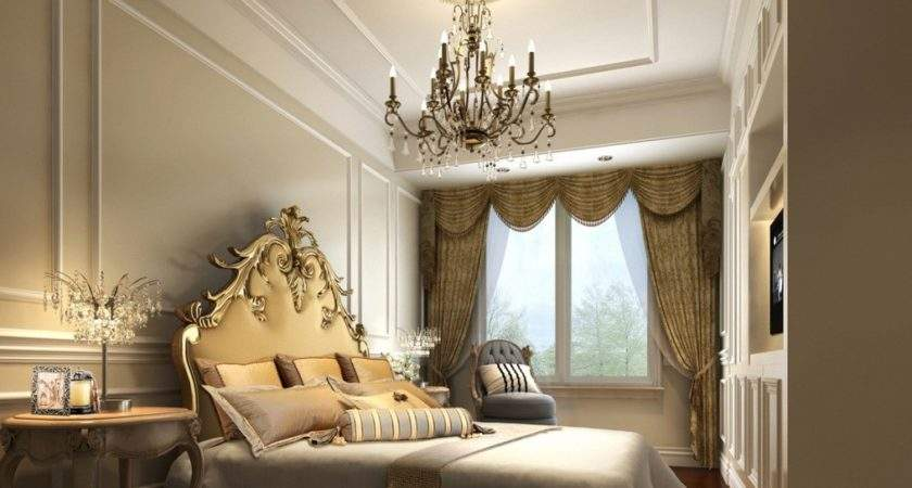 Classic Design Bedroom Interiors