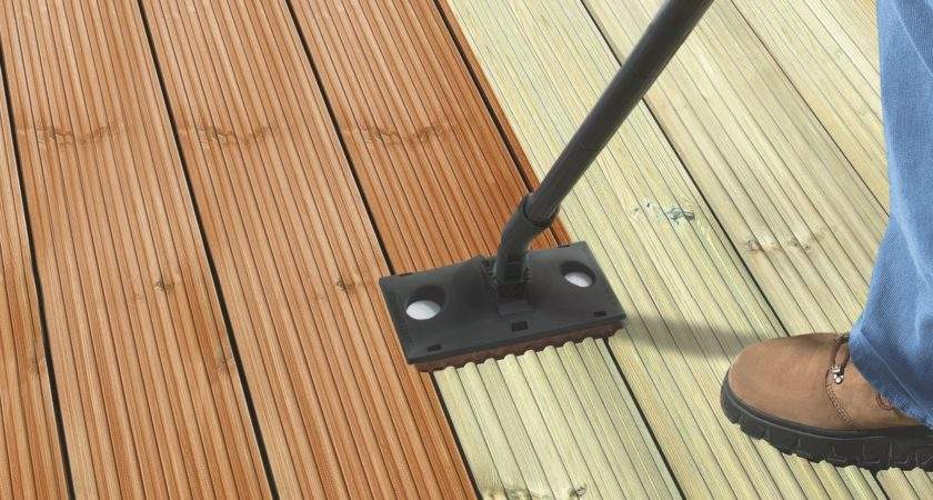 Clean Paint Care Decking Help Ideas