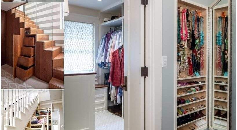 Clever Hidden Storage Ideas Your Home