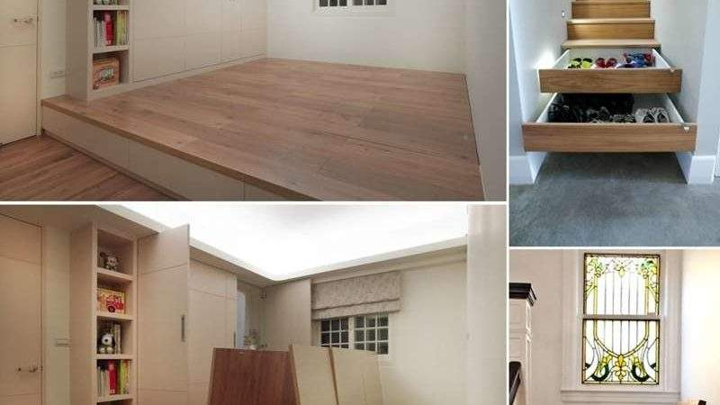 Clever Hideaway Storage Ideas Your Home