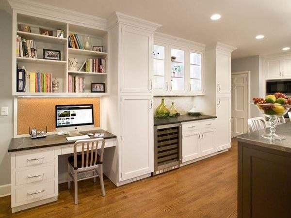 Clever Ideas Design Functional Office Your Kitchen