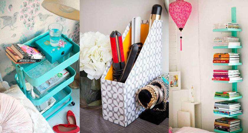 Clever Storage Solutions Teeny Tiny Spaces