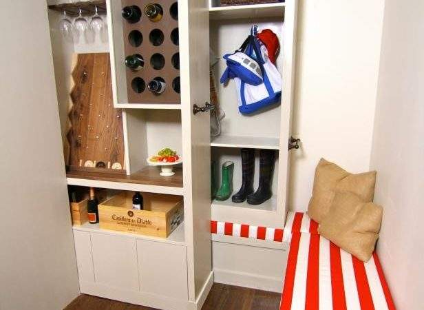 Clever Ways Make Most Small Space Elbow Room