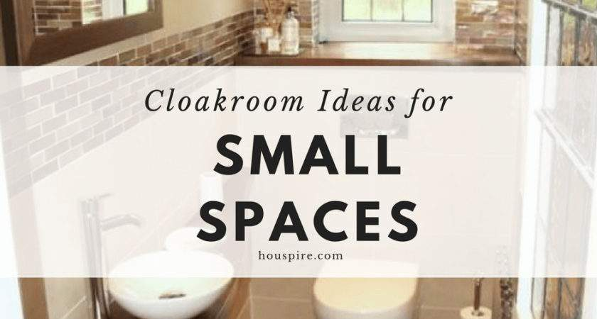 Cloakroom Ideas Small Spaces Houspire