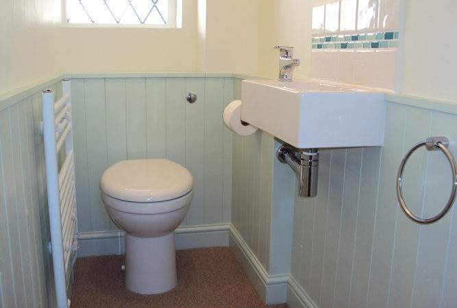 Cloakroom Pinterest Downstairs Loo Small Sink