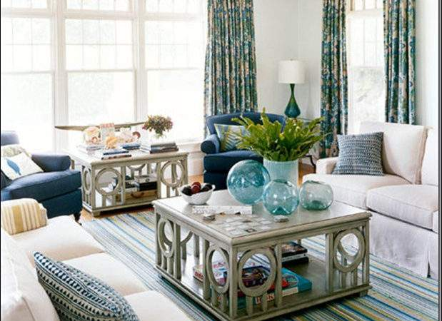 Coastal Living Room Design Ideas Home Decorating