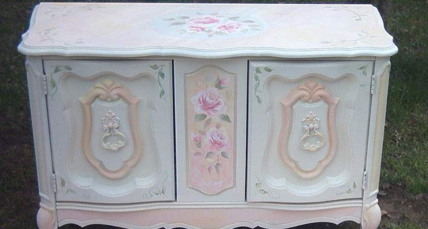 Collage Sheet Girl Paint Shabby Chic Rose Video