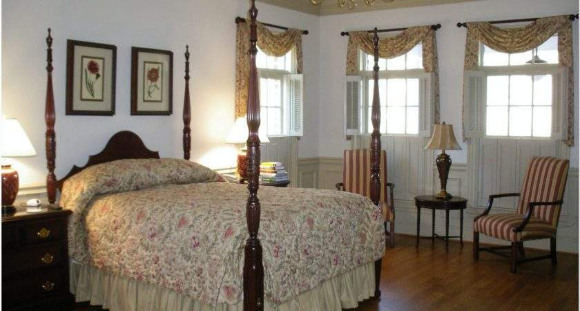 Colonial Bedroom Ideas Romantic Decorating Couples