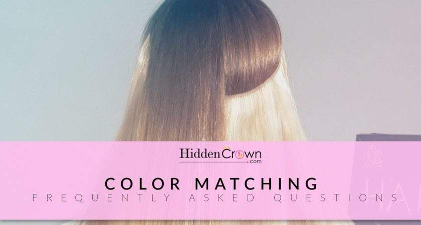 Color Matching Hidden Crown Youtube
