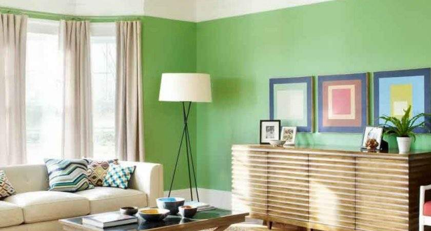 Color Paint Combinations Interior House