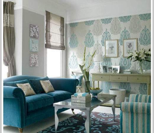 Color Psychology Decorating Blue