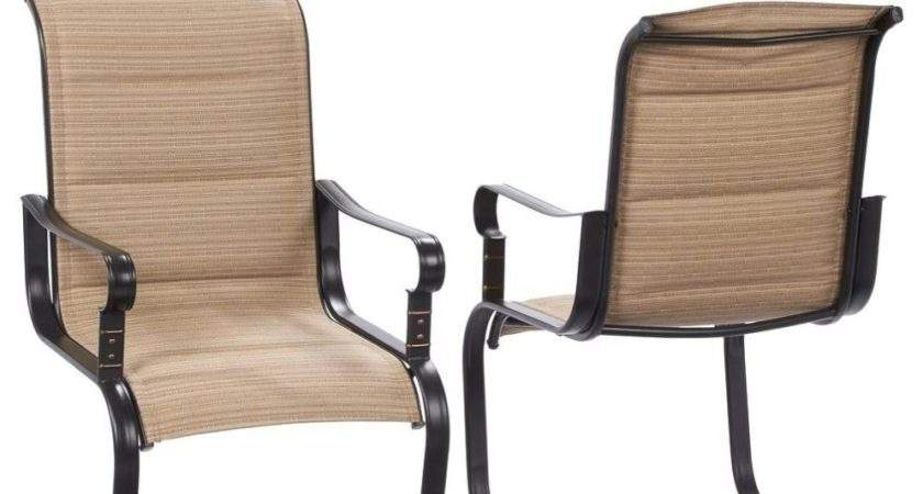 Colored Dining Chairs Belleville Rocking Padded Sling