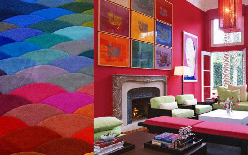 Colorful Interiors Luxury Interior Design Journal