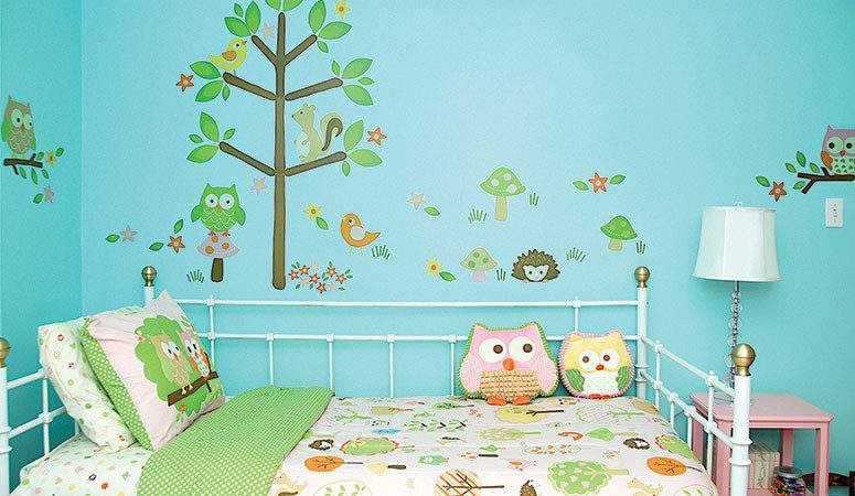 Colour Should Choose Your Baby Room