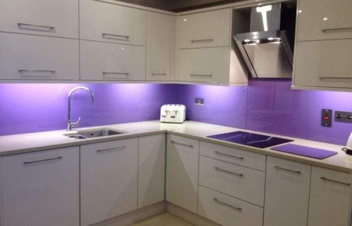 Coloured Glass Kitchen Splashbacks Worktops Kitchens