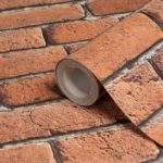 Colours Red Brick Effect Clearance Diy