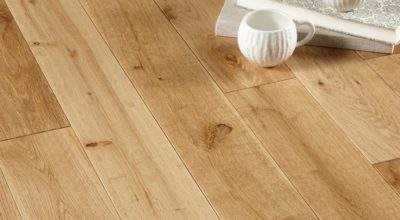 Colours Rondo Natural Solid Oak Flooring Pack
