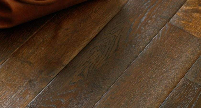 Colours Symphonia Coffee Solid Oak Flooring Pack