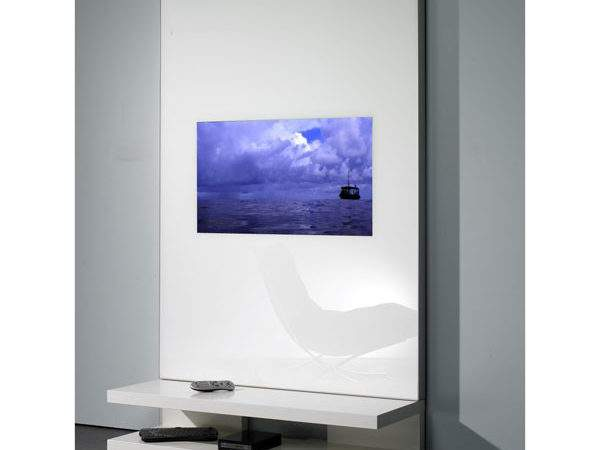 Combine Glass Mirror Surfaces High End Monit