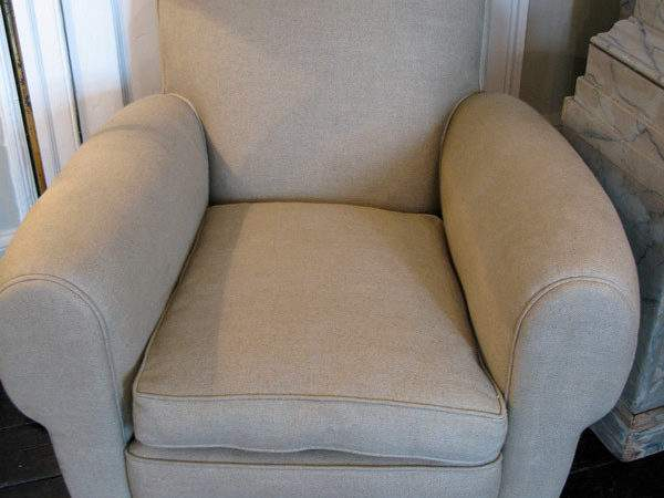 Comfortable Upholstered Armchair Sofas Armchairs