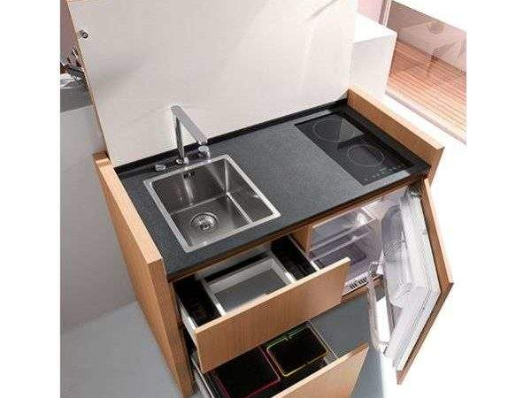Compact Culinary Workspaces Kitchoo