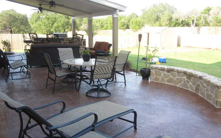 Completed Decks Patios American Fence Deck