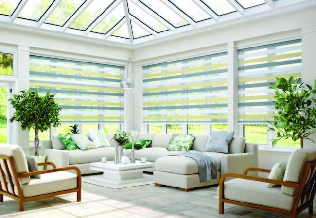 Conservatory Blinds Ark Awnings