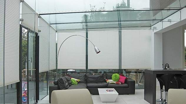 Conservatory Blinds Special Projects