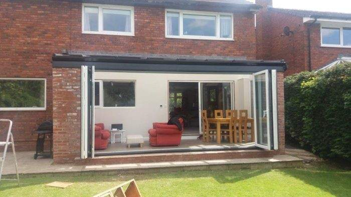 Conservatory Cor Tips Coral Windows