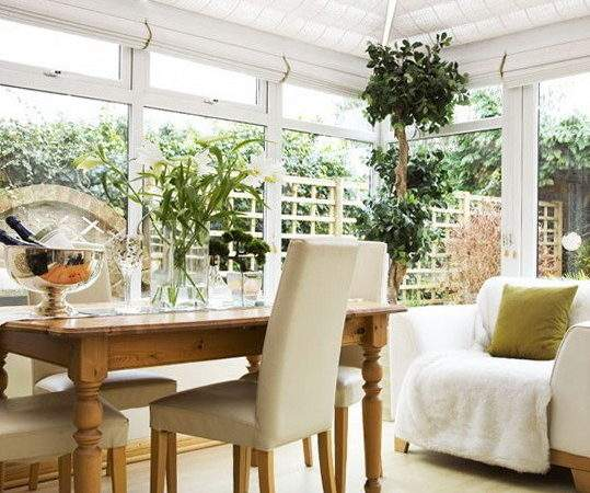 Conservatory Dining Ideas Home Garden Bedroom