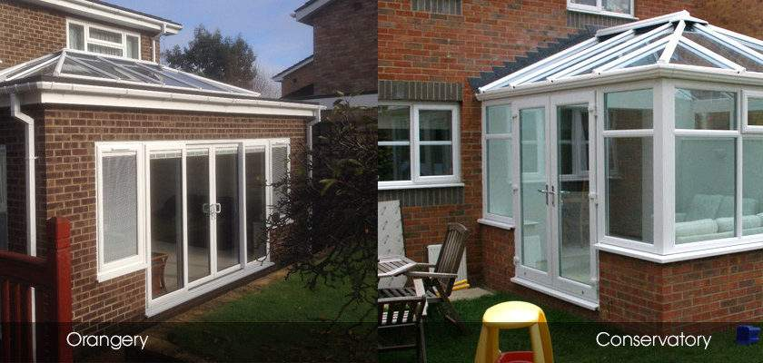 Conservatory Orangery Difference