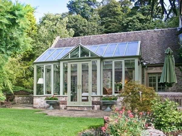 Conservatory Parwich Peak District Self Catering