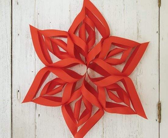 Construction Paper Christmas Ornaments Myideasbedroom