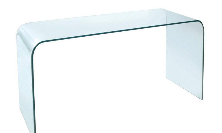 Contemporary Glass Furniture Console Tables Living