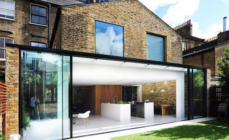 Contemporary House Extensions Architecture Capital