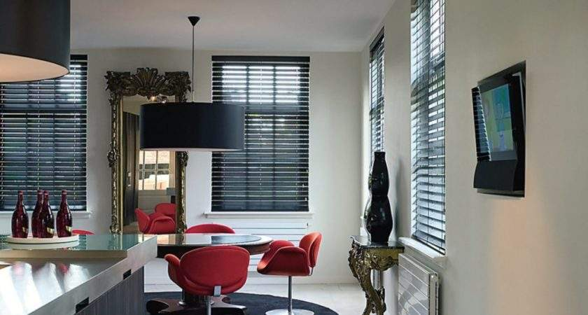 Contemporary Kitchen Blinds Your Home Founterior