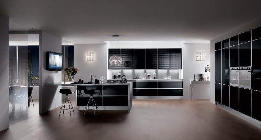 Contemporary Kitchens Large Small Spaces