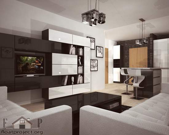 Contemporary Living Room Designs Home Project
