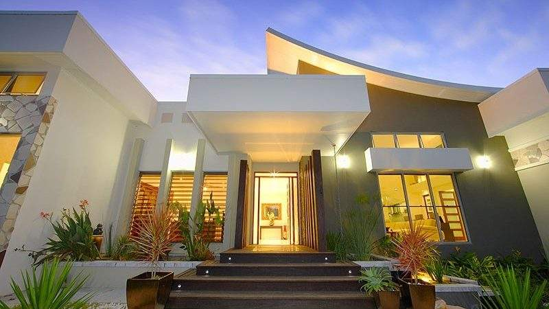 Contemporary Modern Home Design Well Remarkable