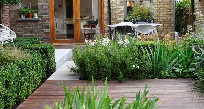 Contemporary Plants Front House Archives Garden