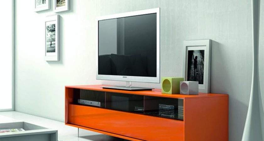 Contemporary Unit Modern Stand