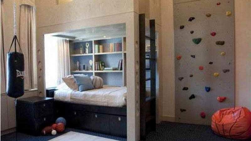 Cool Bedrooms Guys Common Design Home Interior