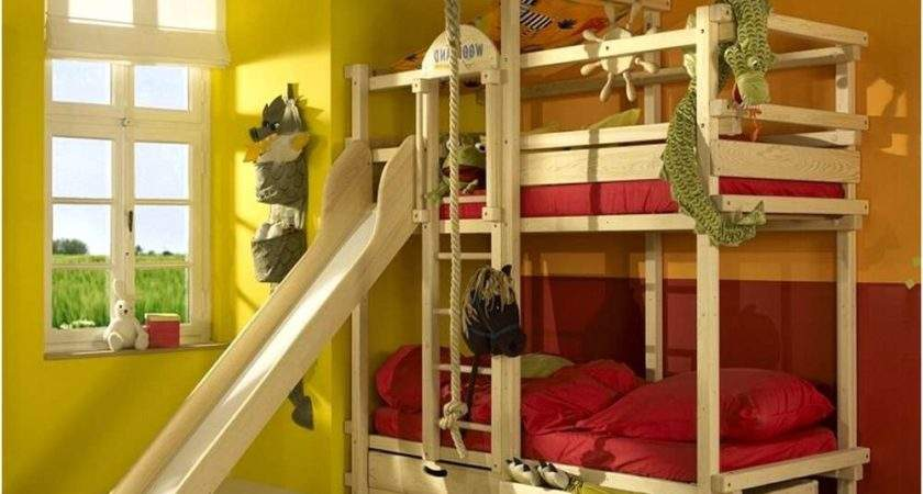 Cool Bunk Beds Home Design Remodeling Ideas