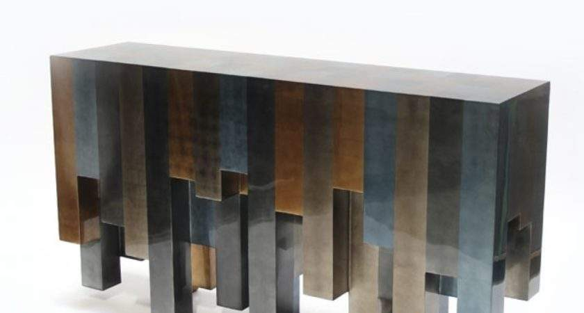 Cool Console Tables Home Safe