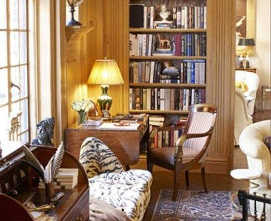 Cool Home Library Ideas Ultimate
