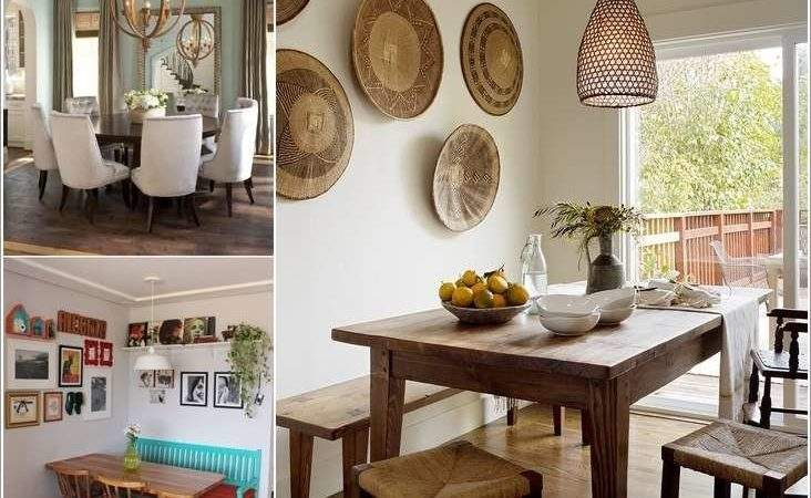 Cool Ideas Decorate Your Dining Room Wall