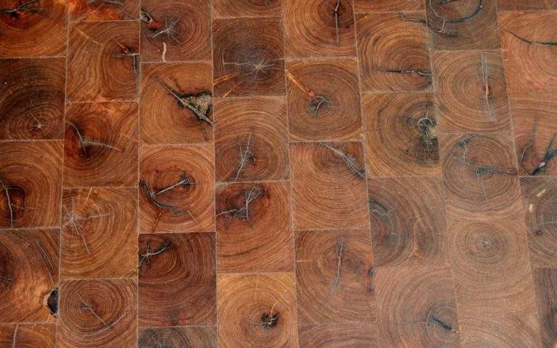 Cost Effective Wood Block Parquet Flooring